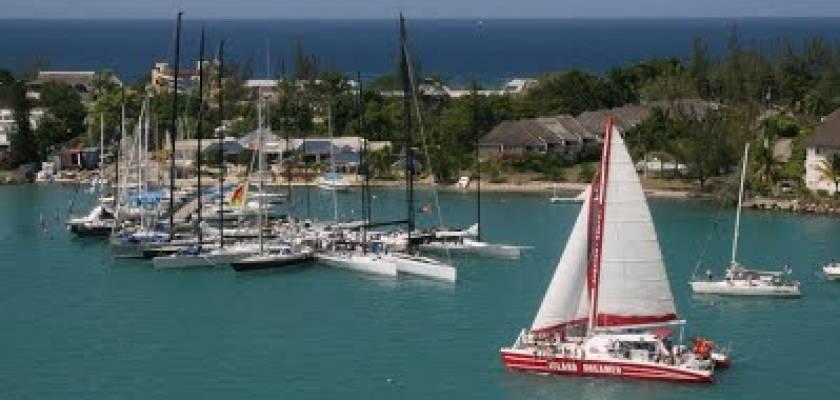 The Montego Bay Yacht Club Moon Jamaica
