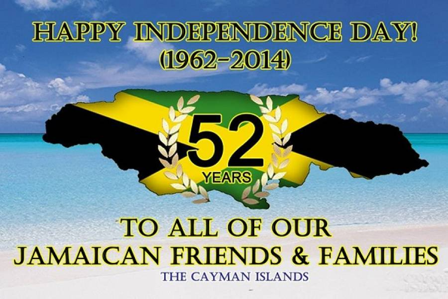 Independence Day Moon Jamaica - Jamaica independence day