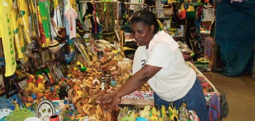 Negril Craft Market Moon Jamaica